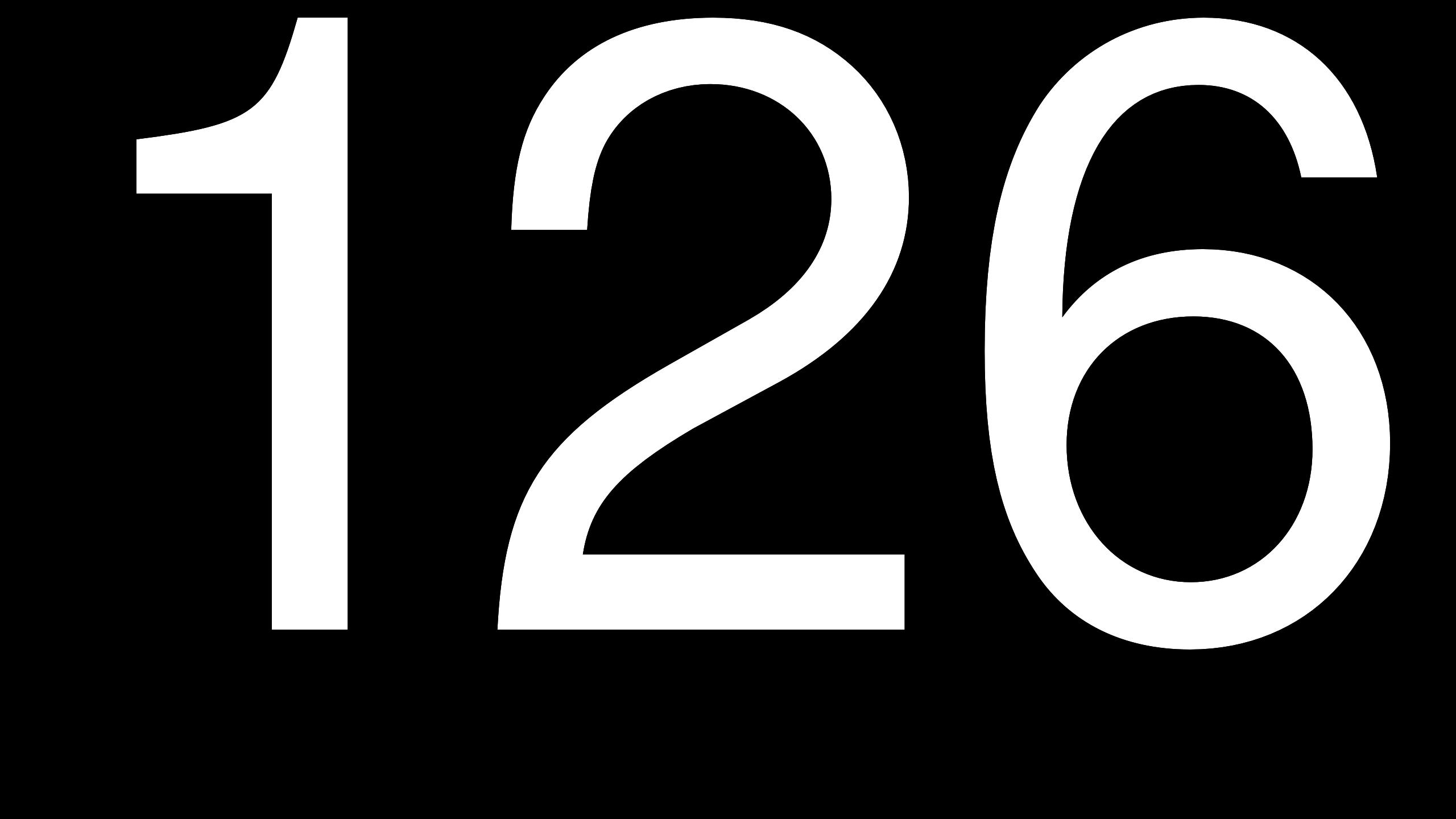 126 (number)