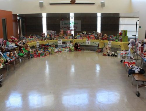 Christmas in Compton toy drive was a huge success!